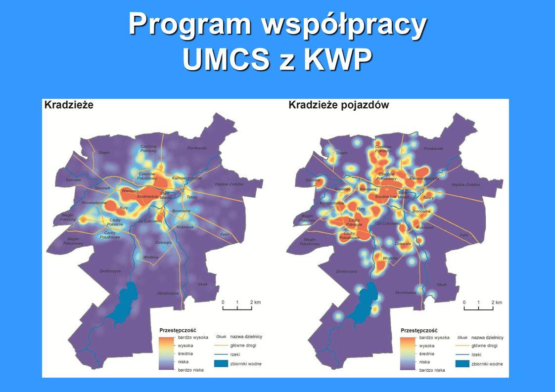 Program współpracy UMCS z KWP