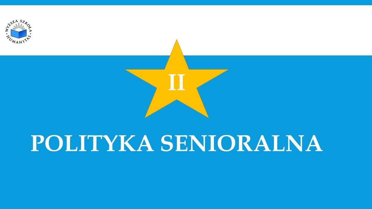 II POLITYKA SENIORALNA