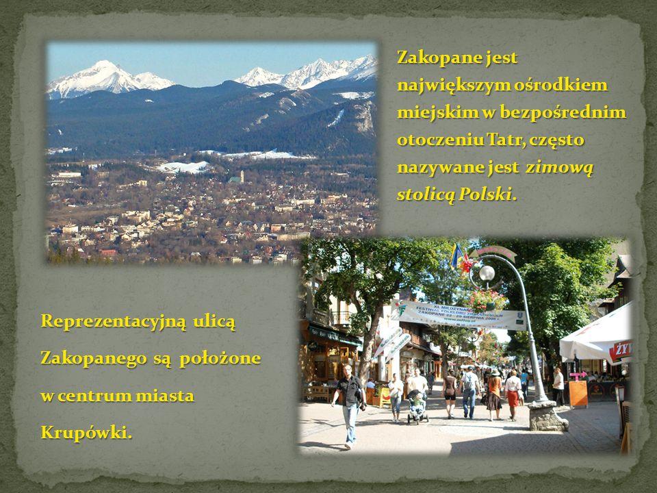 Jest jedną z piękniejszych dolin w Tatrach.Ma długość 4 km.