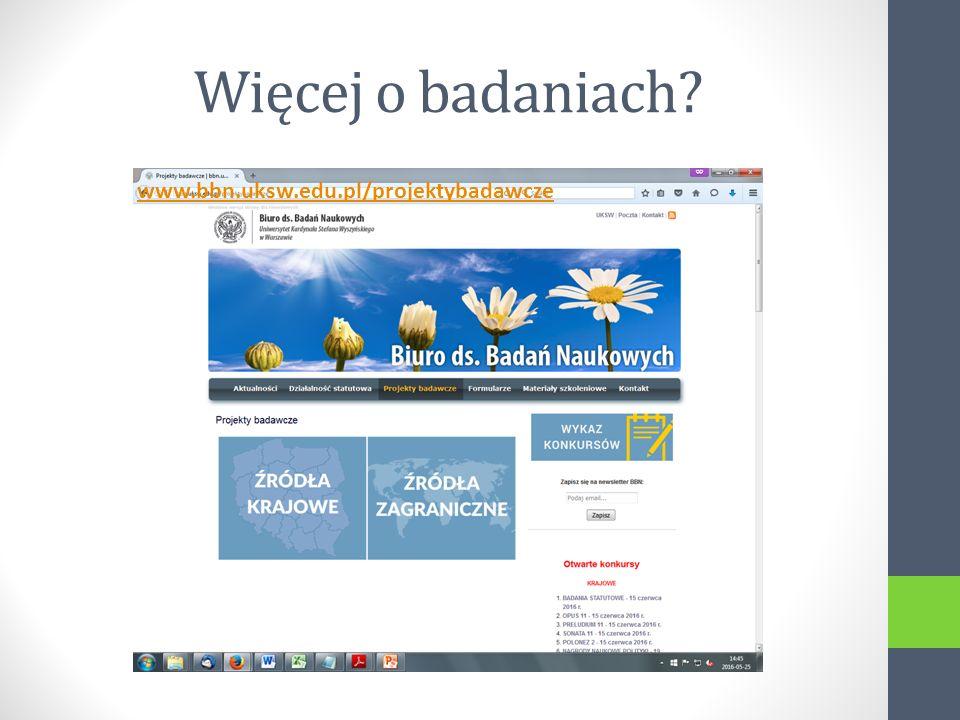 www.bbn.uksw.edu.pl/projektybadawcze
