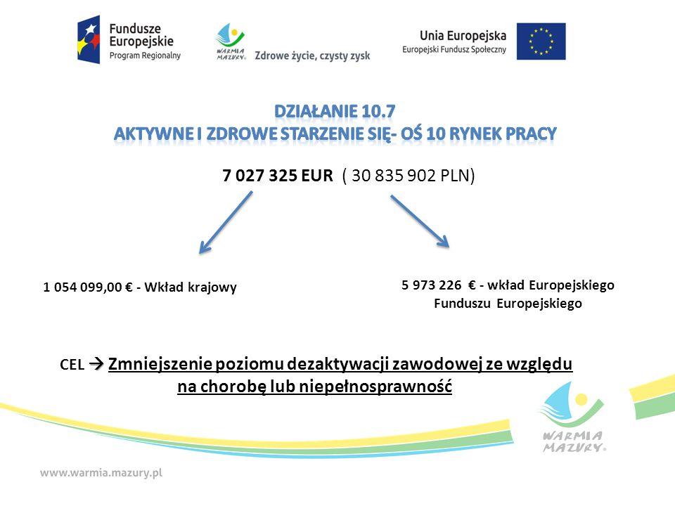 7 027 325 EUR ( 30 835 902 PLN)