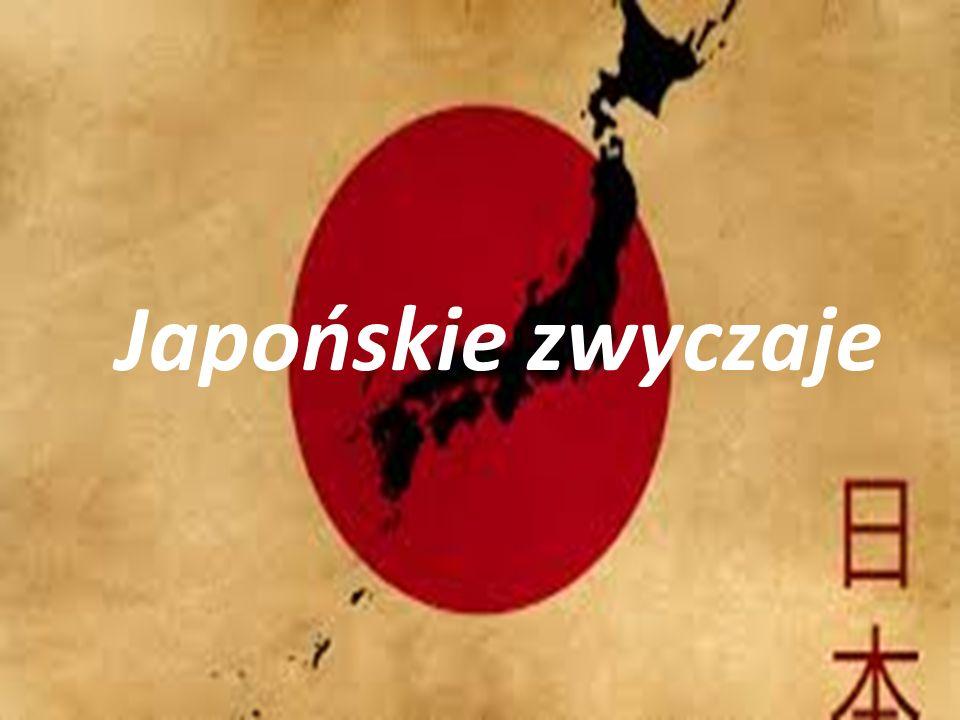 Japońskie zwyczaje