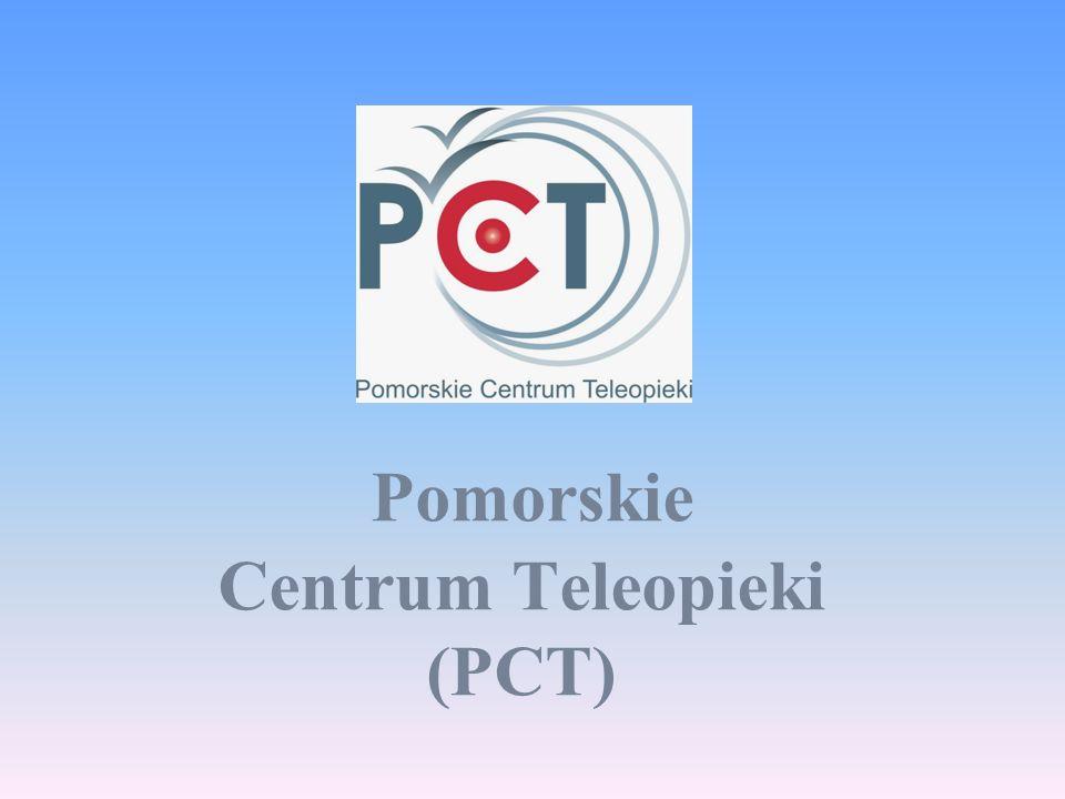 Pomorskie Centrum Teleopieki to lokalna inicjatywa z zakresu teleopieki i usług Tele-EKG oraz kompleksowej opieki społecznej, która obecnie jest na etapie wdrażania przez operatora do tego powołanego na rynku województwa pomorskiego.