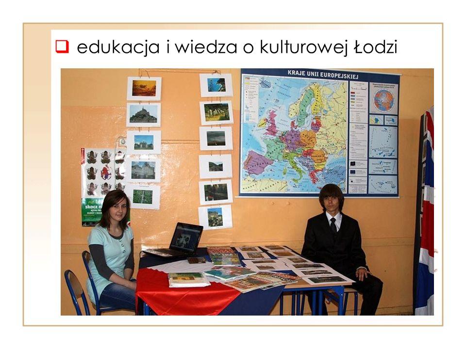  edukacja i wiedza o kulturowej Łodzi