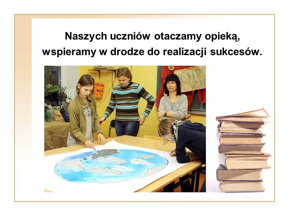 W roku szkolnym 2013/2014 proponujemy autorskie programy nauczania:  język polski z elementami edukacji teatralno - filmowej połączony z nauką tańca