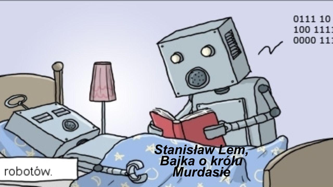Stanisław Lem, Bajka o królu Murdasie