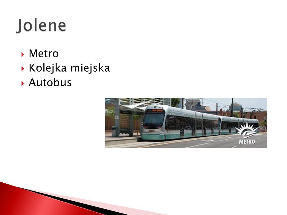 Metro  Kolejka miejska  Autobus