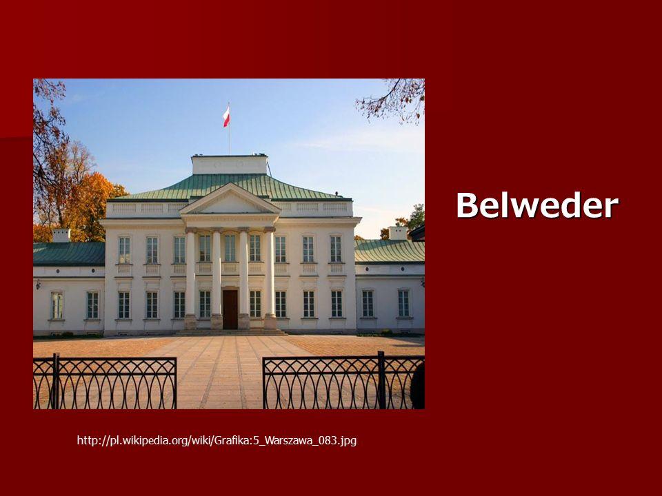 Belweder http://pl.wikipedia.org/wiki/Grafika:5_Warszawa_083.jpg