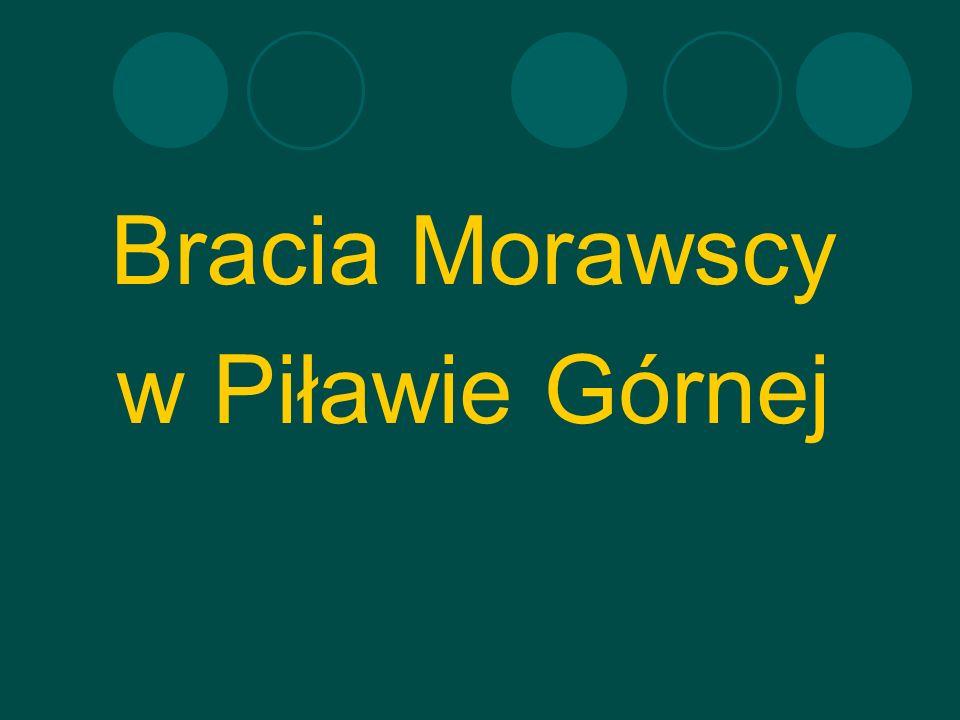 Bracia Morawscy w Piławie Górnej