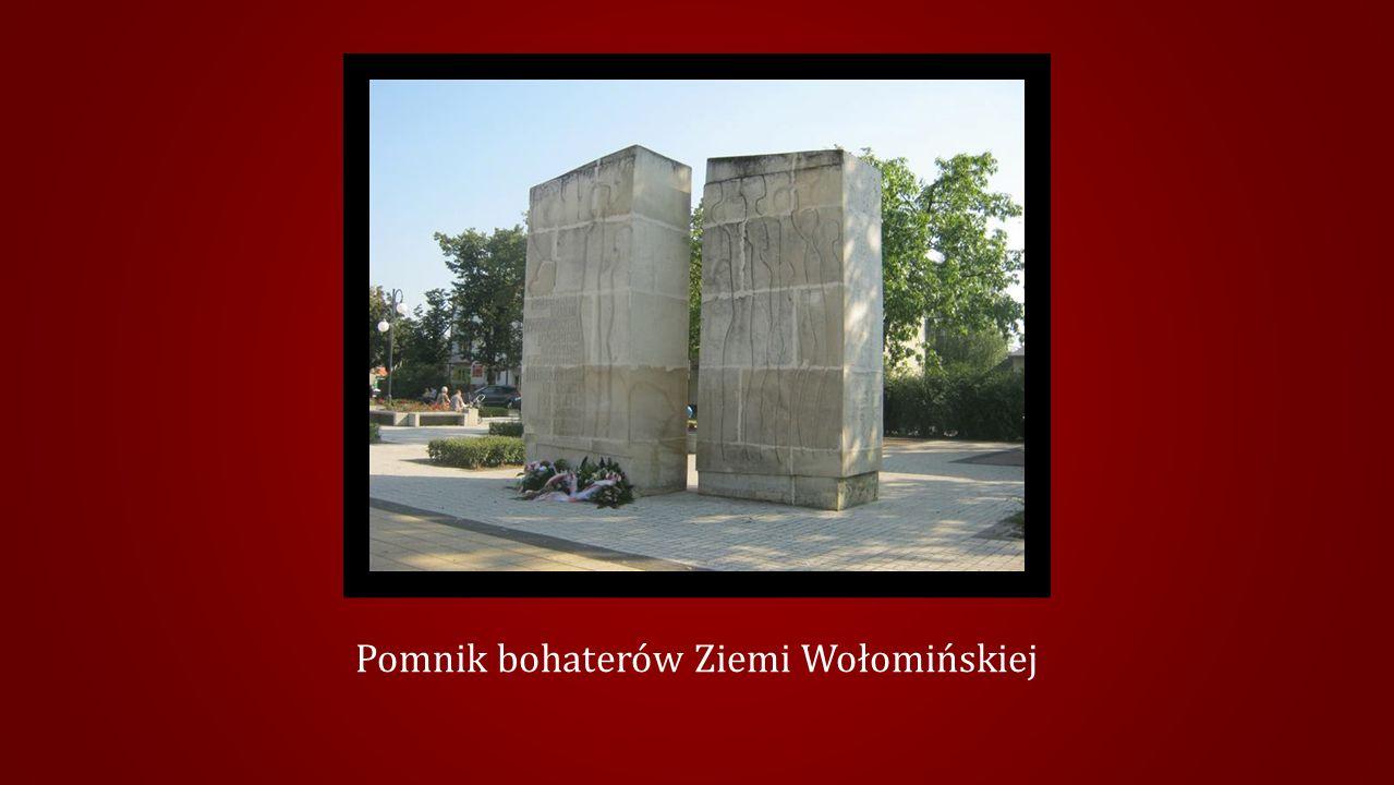 Pomnik bohaterów Ziemi Wołomińskiej
