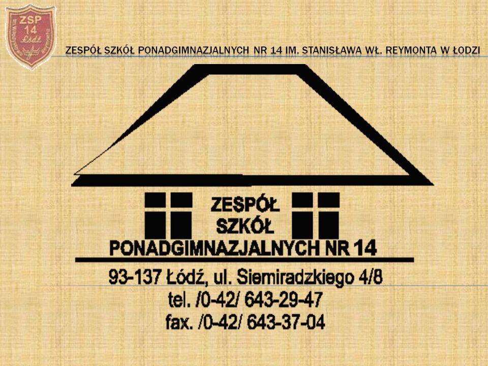 www.zsp14.edu.lodz.pl e-mail zsp14lodz@gmail.com