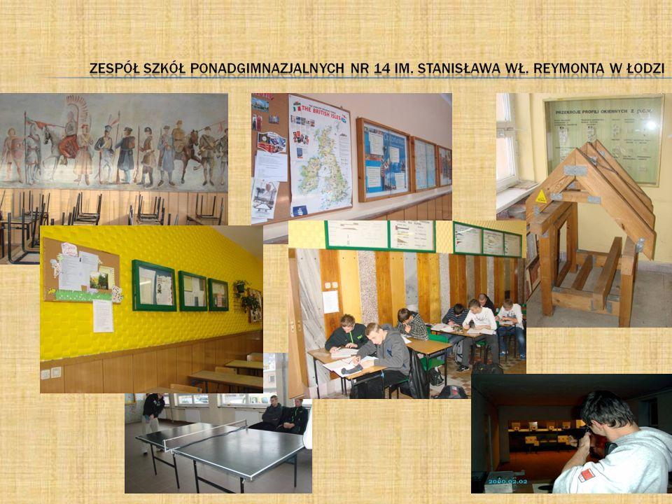 Szkoła oferuje szereg zajęć pozalekcyjnych: Strzelnica Siatkówka Koszykówka Koło gitarowe Koło teatralne Koło artystyczne Inżynieria ekstremalna Zajęcia wyrównawcze z przedmiotów