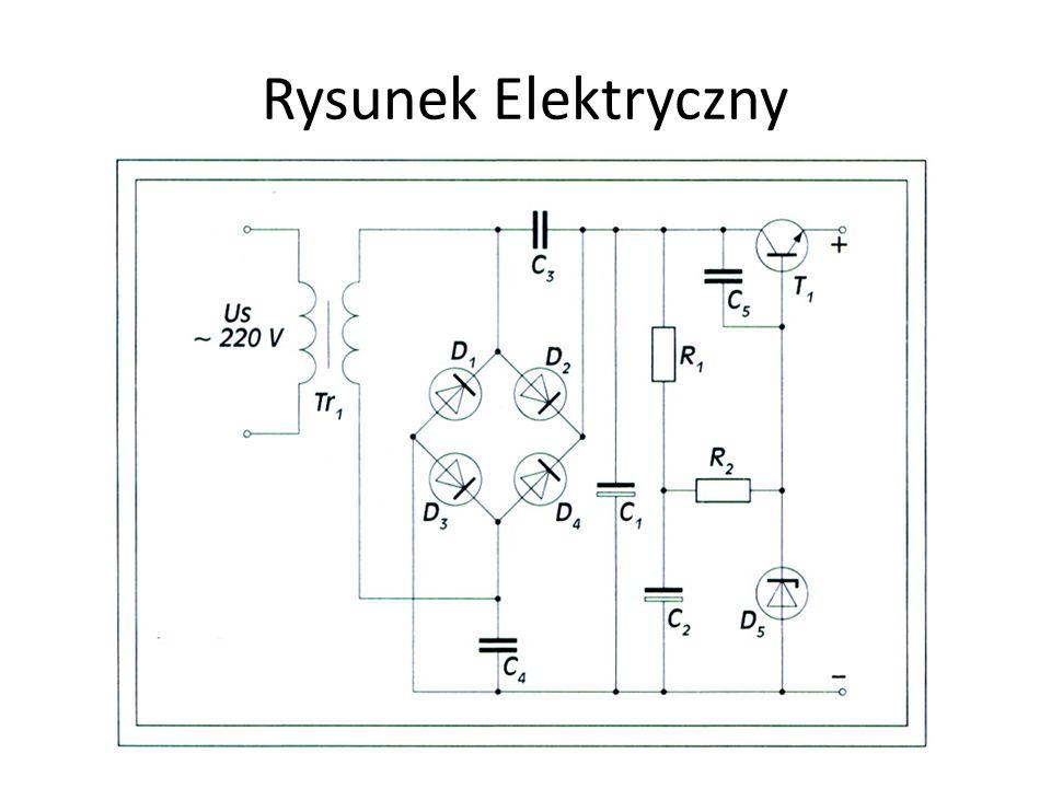 Rysunek Elektryczny