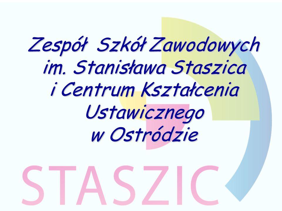 Zespół Szkół Zawodowych im. Stanisława Staszica i Centrum Kształcenia Ustawicznego w Ostródzie