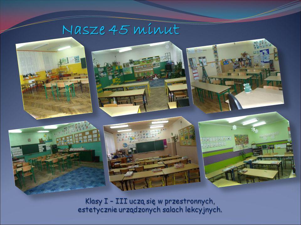 Szkoła dysponuje 16 salami lekcyjnymi dobrze wyposażonymi w pomoce naukowe i sprzęt audio-video.