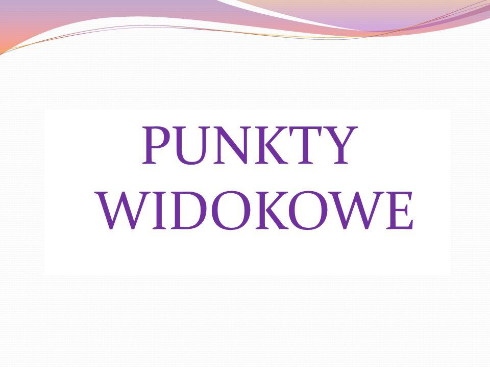 PUNKTY WIDOKOWE