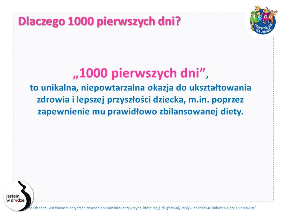 Odpowiednia liczba posiłków Polskie niemowlęta spożywają zdecydowanie zbyt dużą liczbę posiłków dziennie.