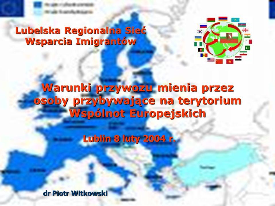 Dr Piotr Witkowski Cła i procedury celne Pojęcie ogólne – polityka celna, prawo celne, cło.
