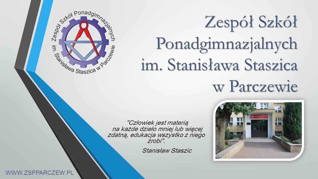 Zespół Szkół Ponadgimnazjalnych im. Stanisława Staszica w Parczewie