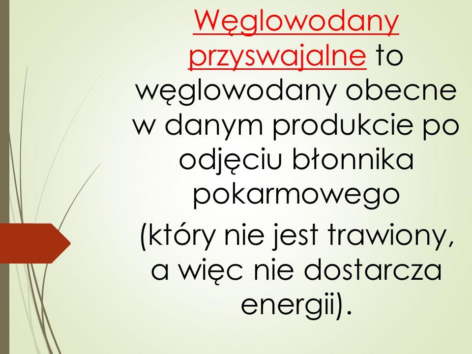 Podwieczorek (16:00) – 2 WW Propozycja nr.