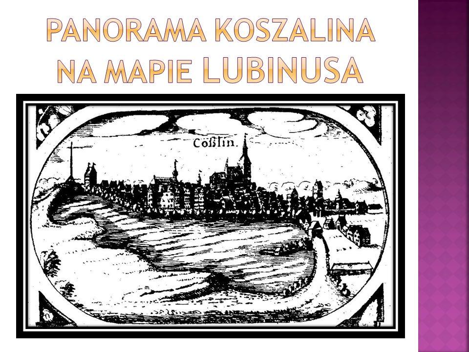 Widok miasta z lotu ptakaDworzec PKP Liceum im. Dubois