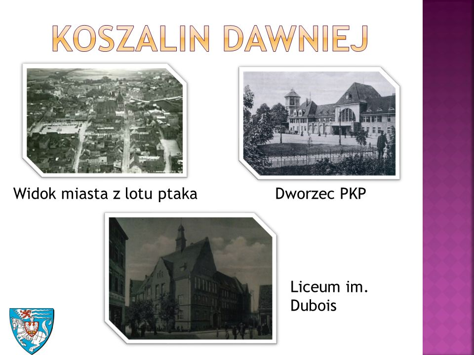 Jeden z najważniejszych zbytków Koszalina.