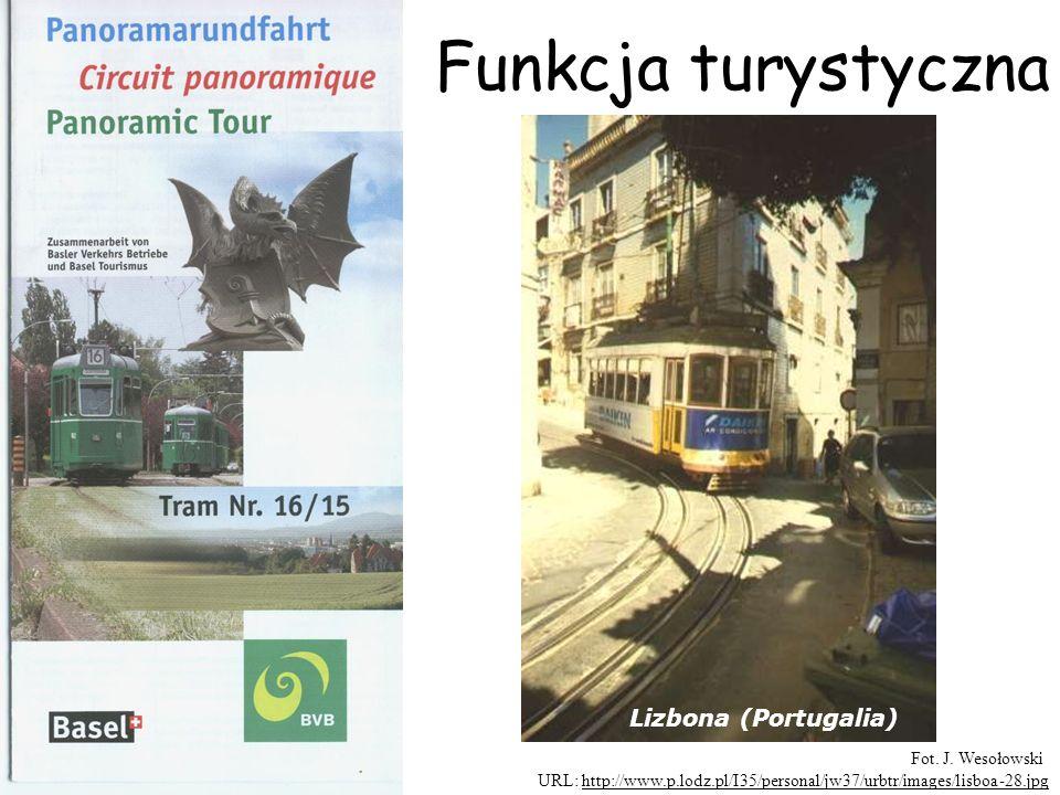 Funkcja turystyczna Fot. J.