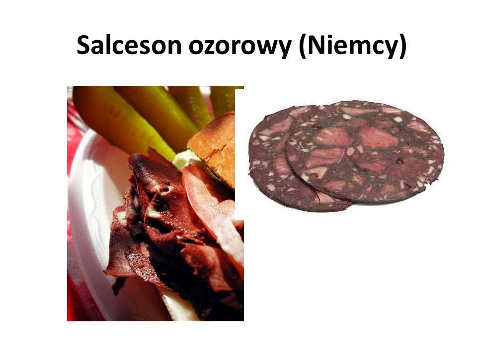 Salceson ozorowy (Niemcy)