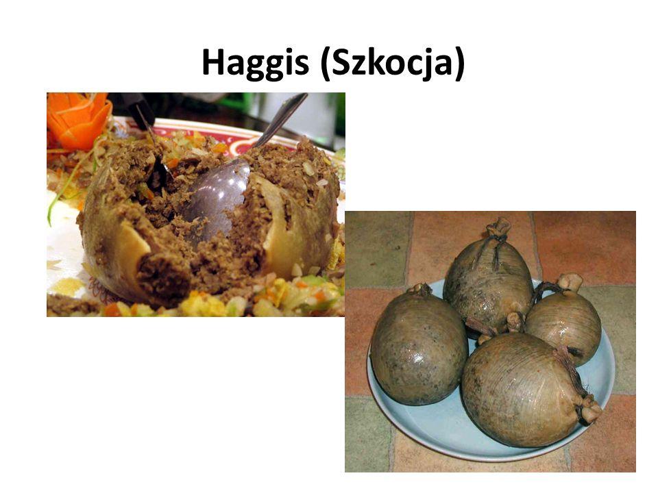 Haggis (Szkocja)