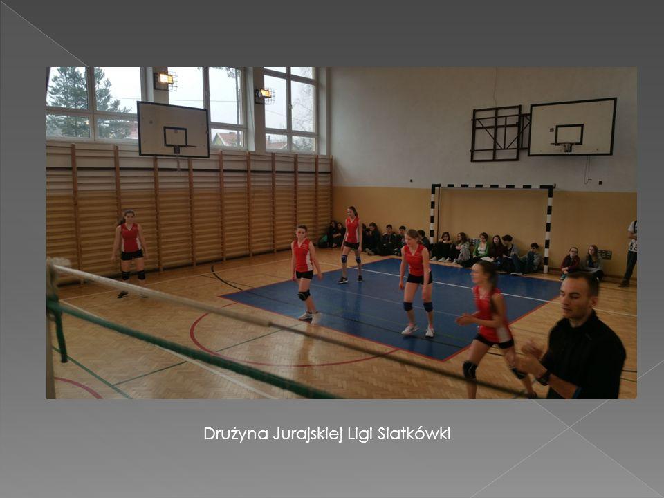 Drużyna Jurajskiej Ligi Siatkówki