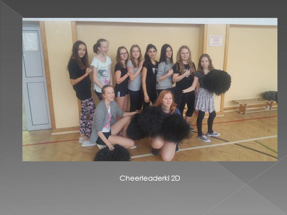 Cheerleaderki 2D