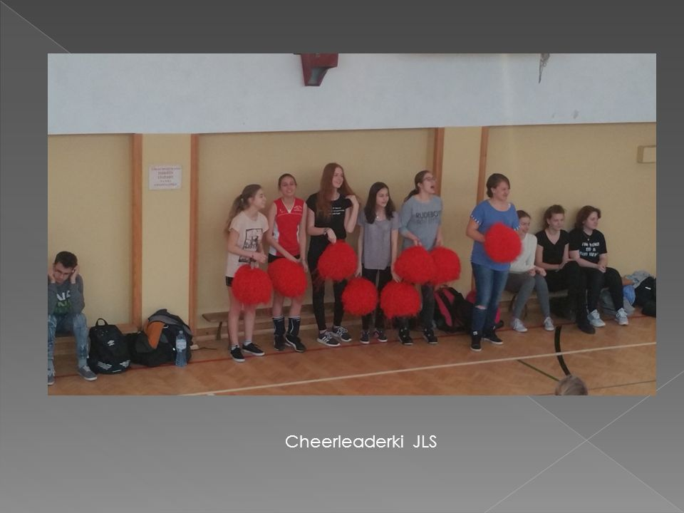 Cheerleaderki JLS