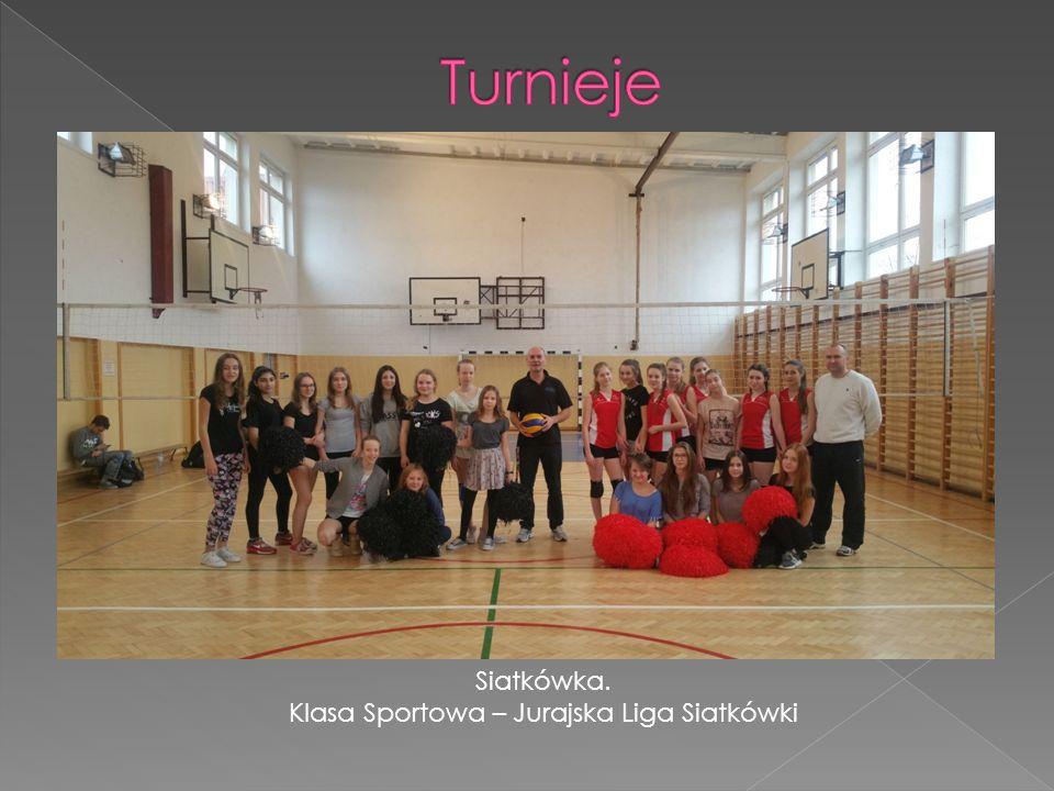 Siatkówka. Klasa Sportowa – Jurajska Liga Siatkówki