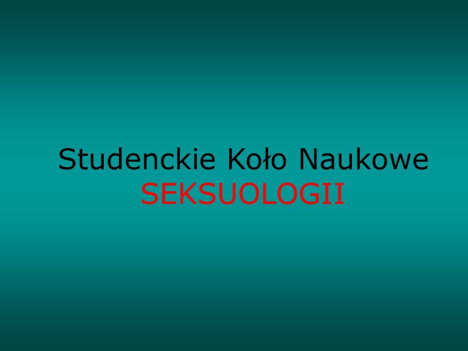 Studenckie Koło Naukowe SEKSUOLOGII
