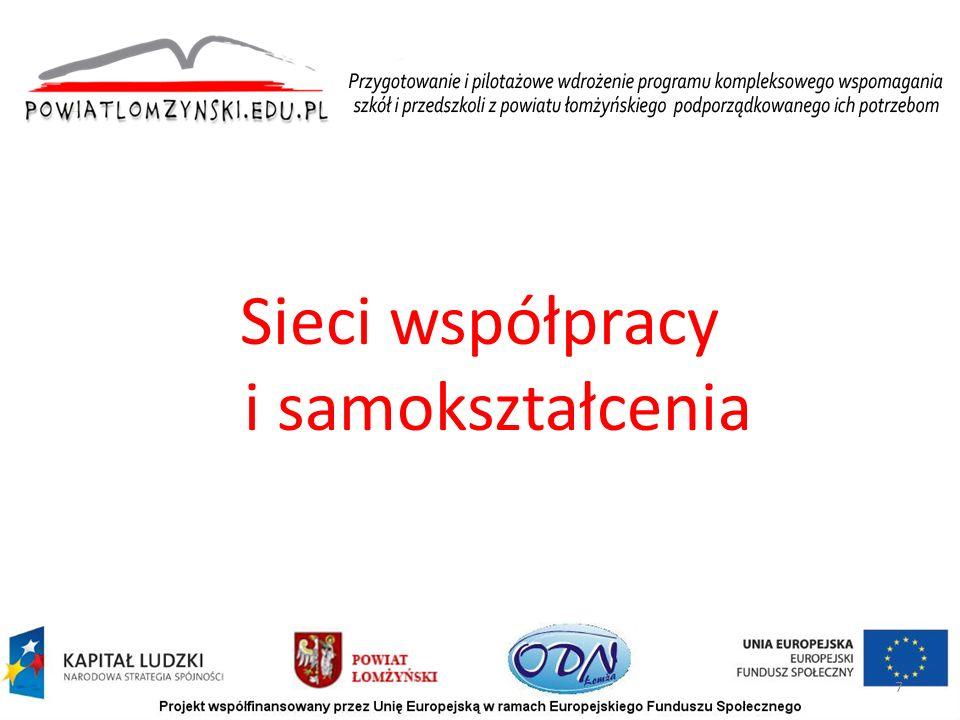Sieci współpracy i samokształcenia 7