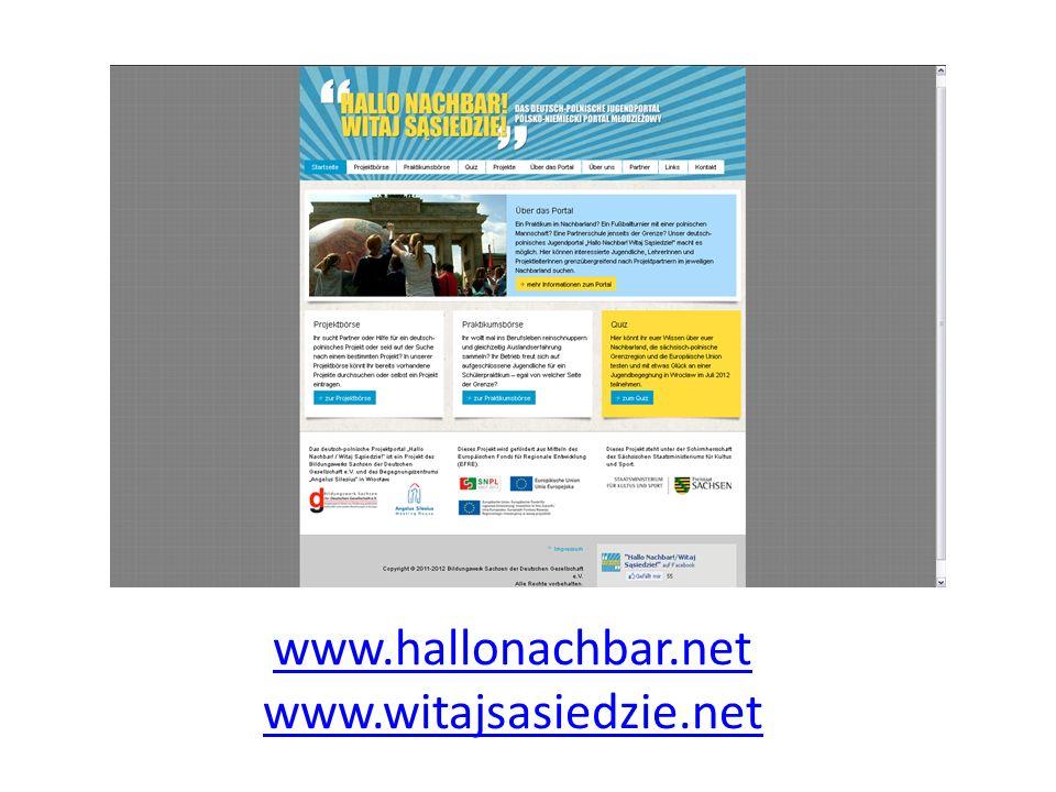 www.hallonachbar.net www.witajsasiedzie.net
