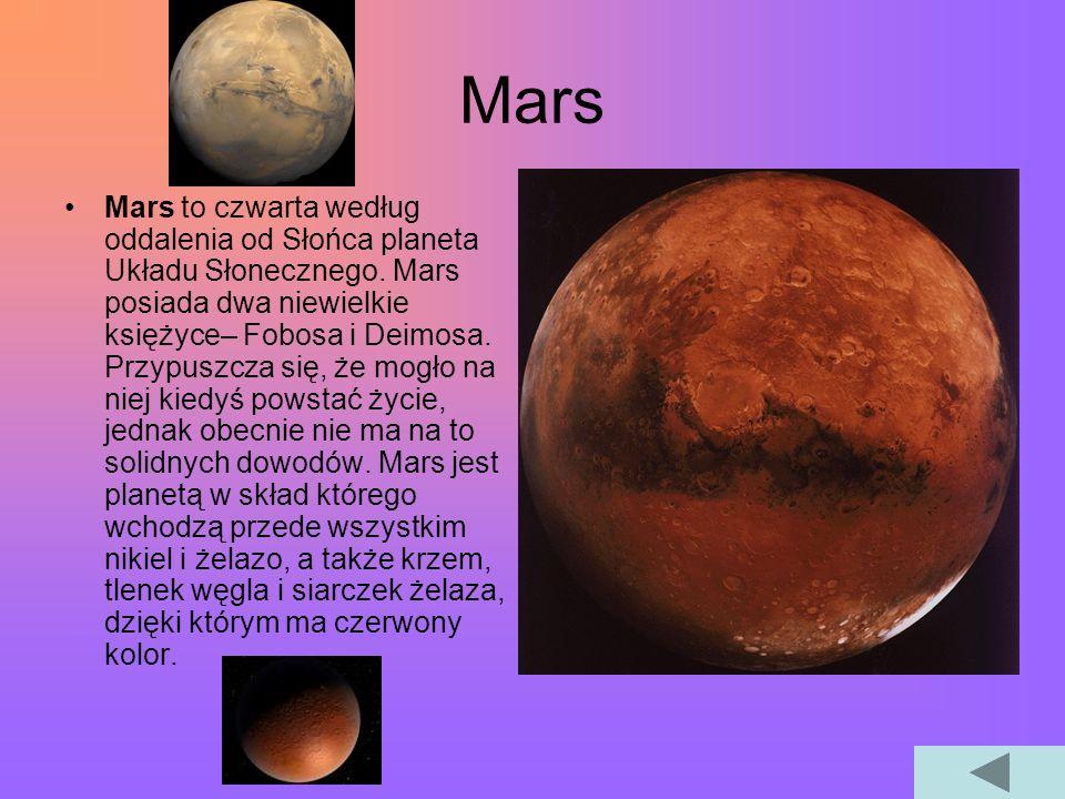 Ziemia Ziemia to trzecia od Słońca planeta Układu Słonecznego. Pod względem średnicy, masy i gęstości jest to największa planeta skalista. Ziemia, zam