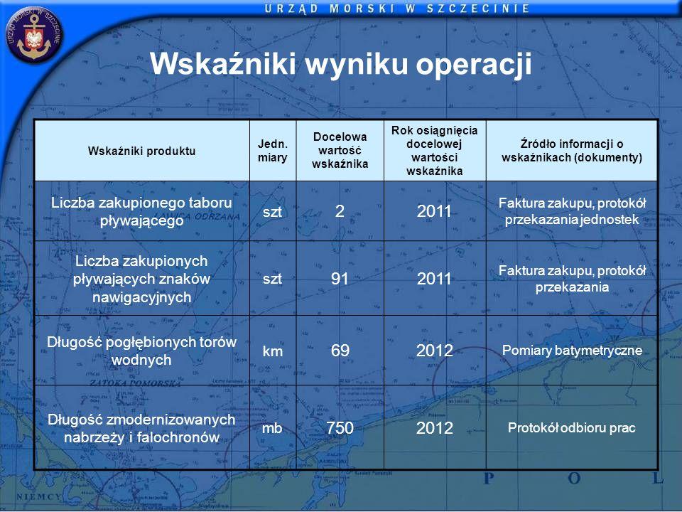 Zalew Szczeciński LUBIN KAMIEŃ POMORSKI POLE REFULACYJNE MIĘDZYWODZIE STEPNICA Obszar realizacji projektu