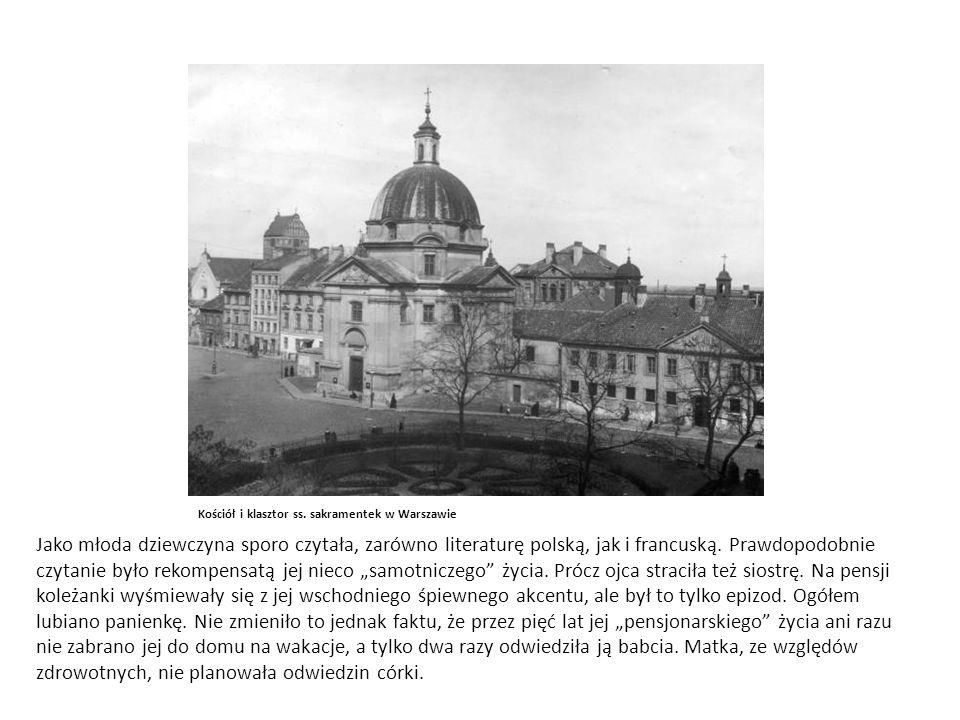 Kościół i klasztor ss.