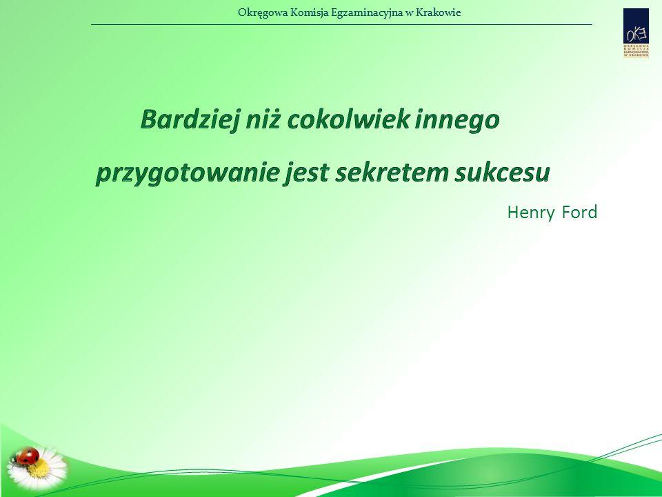 Okręgowa Komisja Egzaminacyjna w Krakowie lipiec 2012