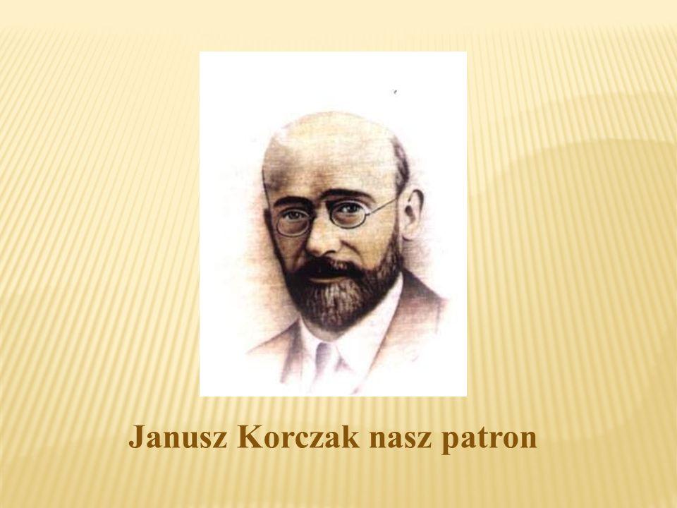 Korczak z dziećmi i wychowawcami w Gocławku, 1927 r.
