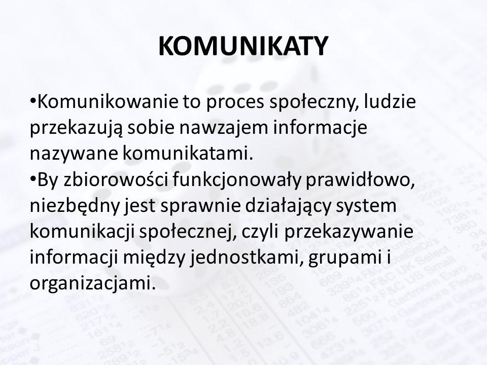 KOMUNIKACJA INTERPERSONALNA Komunikacja interpersonalna polega na przekazywaniu sobie nawzajem różnych informacji (komunikatów) za pomocą umówionych symboli (kodów).