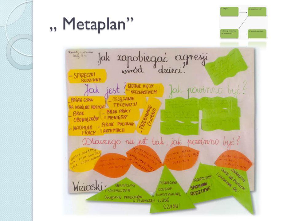 """"""" Metaplan"""""""