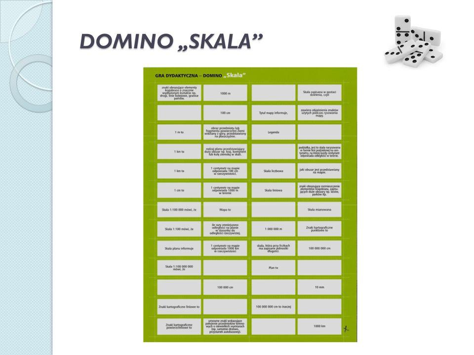 """DOMINO """"SKALA"""""""