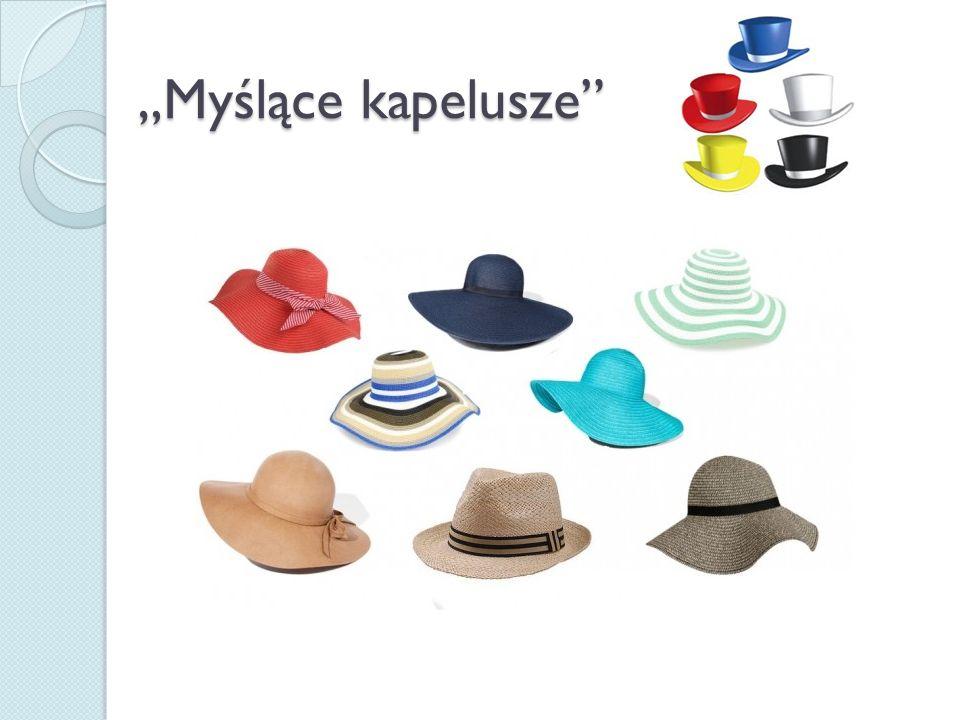 """""""Myślące kapelusze"""""""