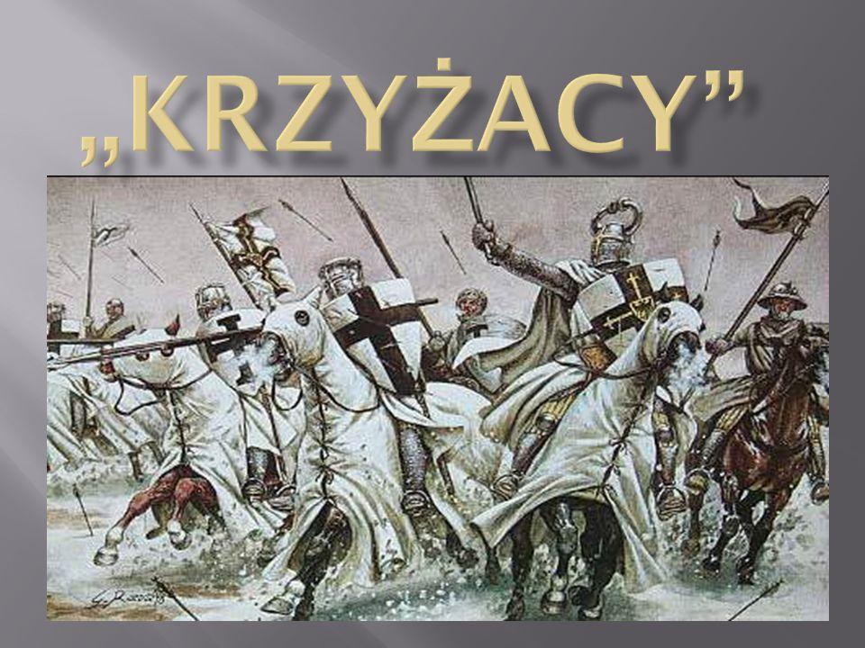Henryk Sienkiewicz oparł fabułę swej powieści na konflikcie polsko – krzyżackim.