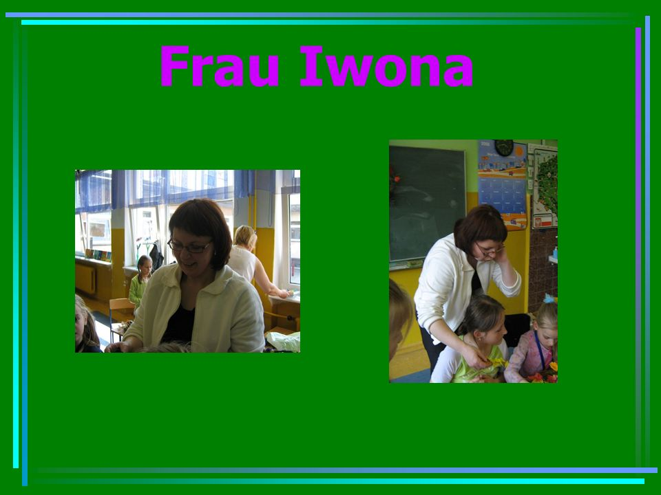 Frau Iwona