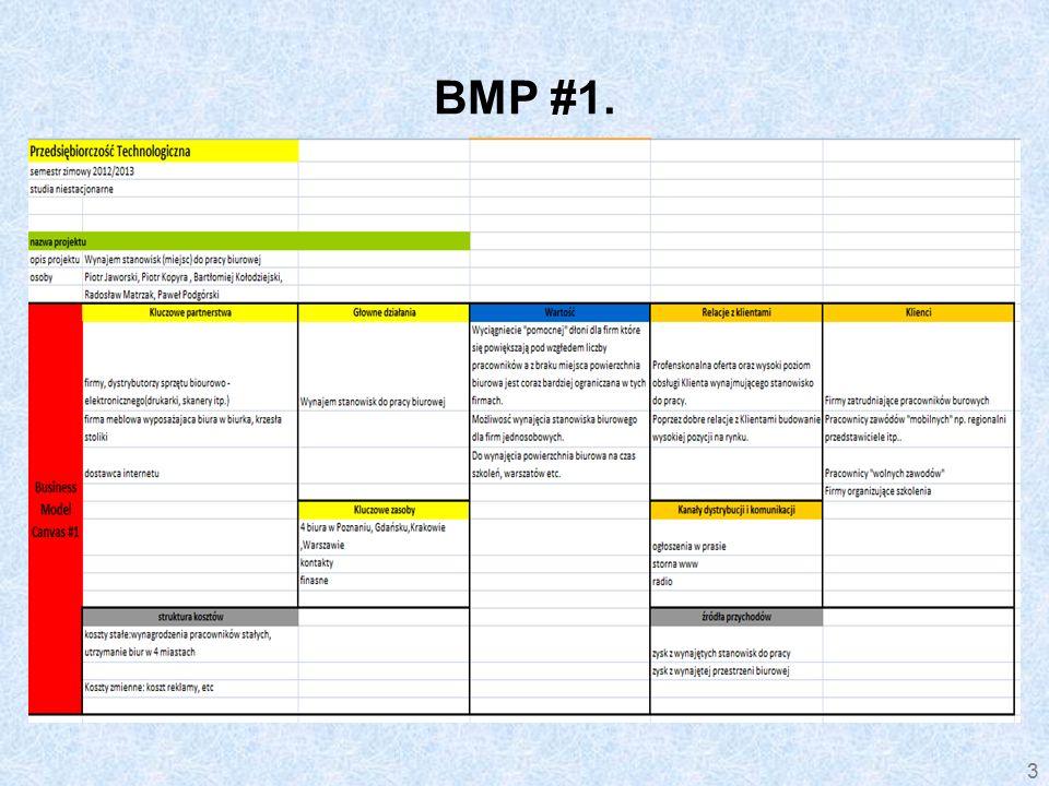 BMP #1. 3