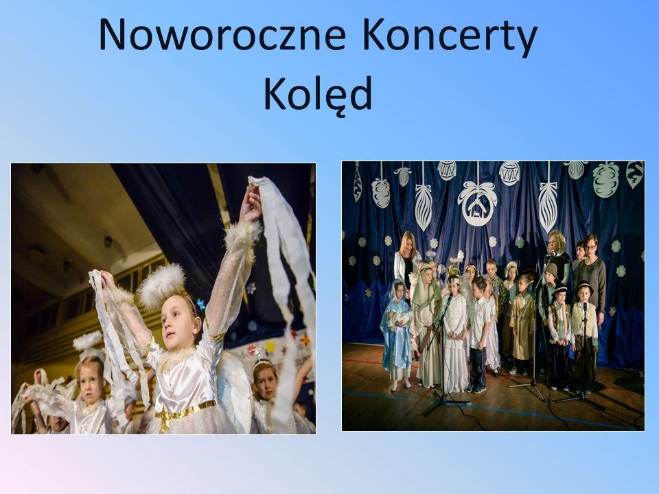 Noworoczne Koncerty Kolęd
