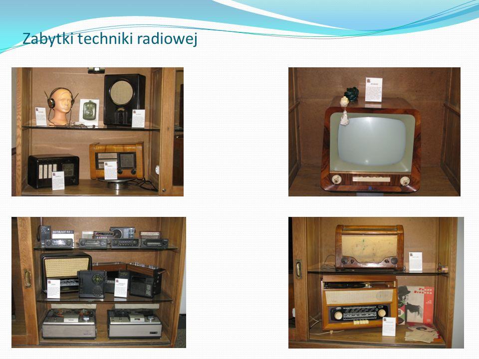 Zabytki techniki radiowej